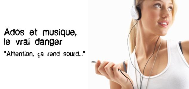 De la musique pour adolescents